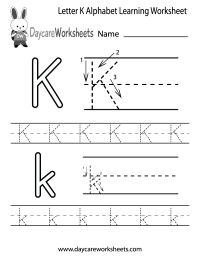 Pre Kindergarten Worksheets Printables