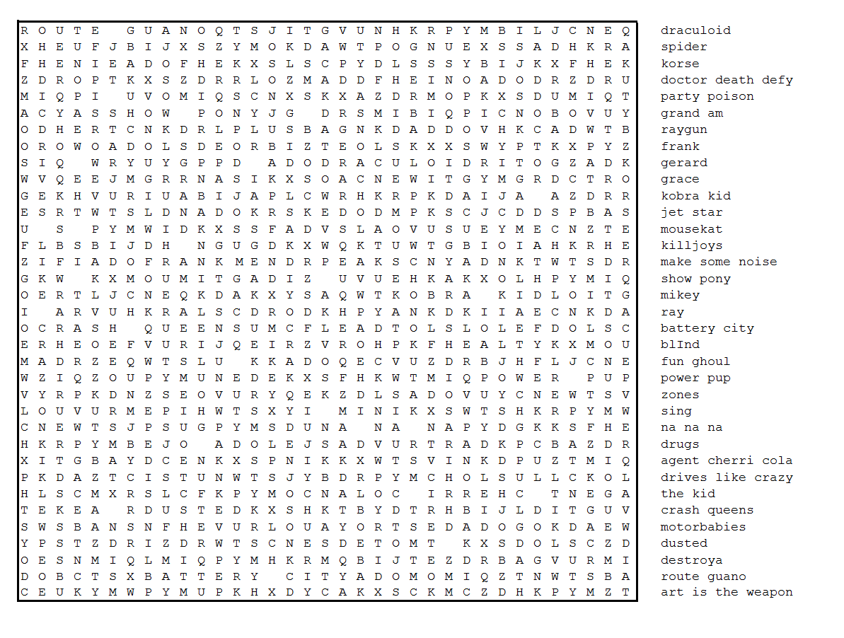 6 Best Images Of Super Hard Word Searches Printable