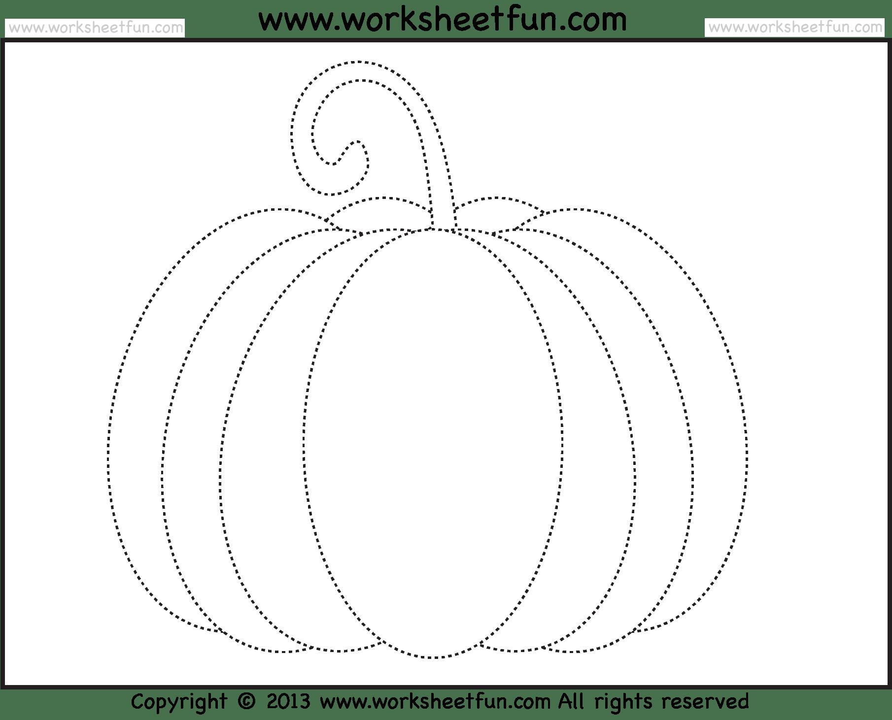 4 Best Images Of Free Printable Pumpkin Worksheets