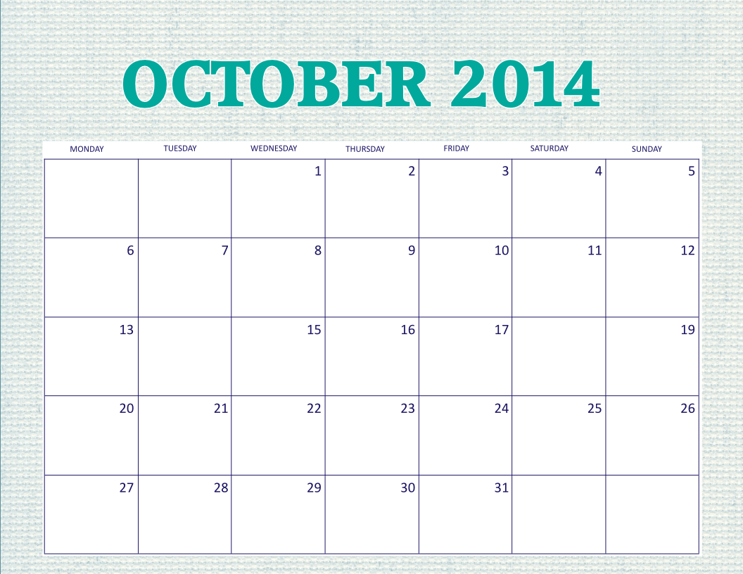 7 Best Images Of Printable Calendar Simple