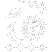 7 Best Images of Star Printable Wall Stencils - Free ...