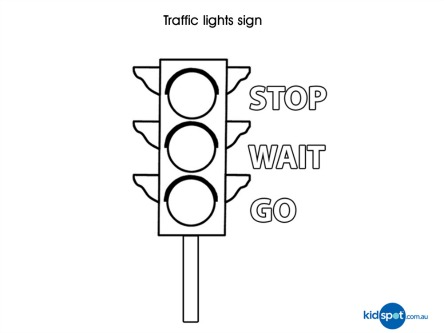 5 Best Images of Traffic Sign Printables For Preschoolers