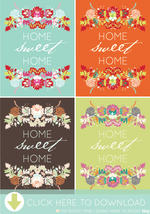 6 of home sweet