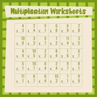 7 Best Images of Printable Math Addition Drill 13