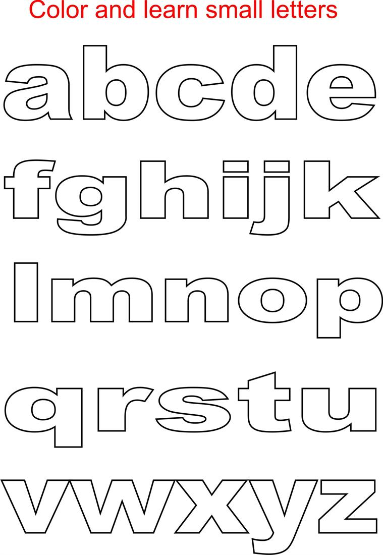 Alphabet Printable Images Gallery Category Page 14