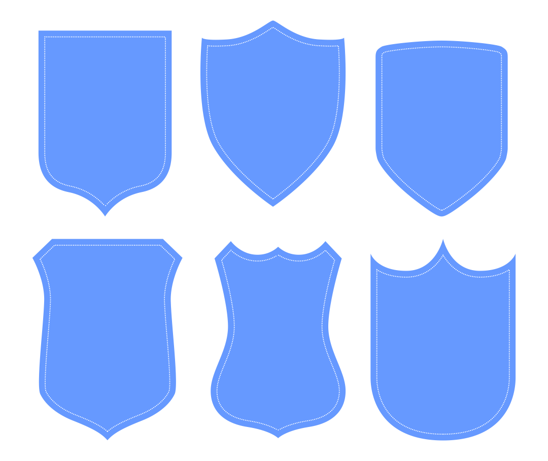 4 Best Images Of Printable Family Crest Shield