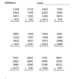 Math homework sheets for 1st grade [ 1035 x 800 Pixel ]