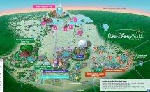 8 Of Walt Disney World Map Printable