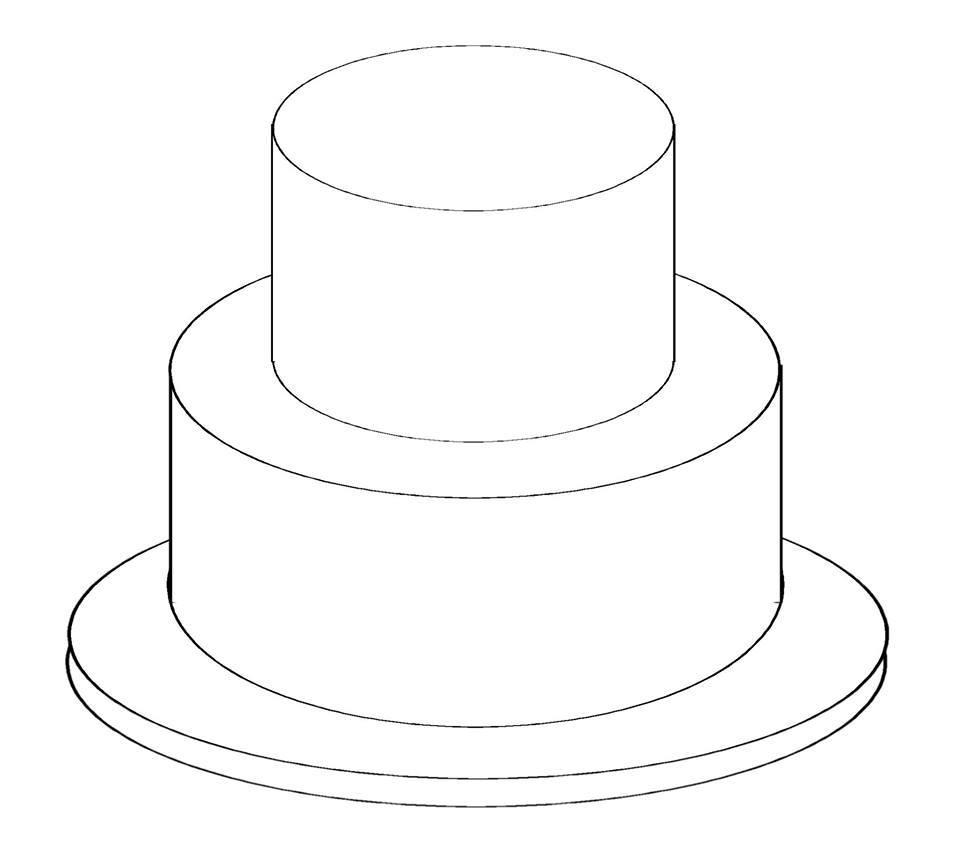 cake templates free