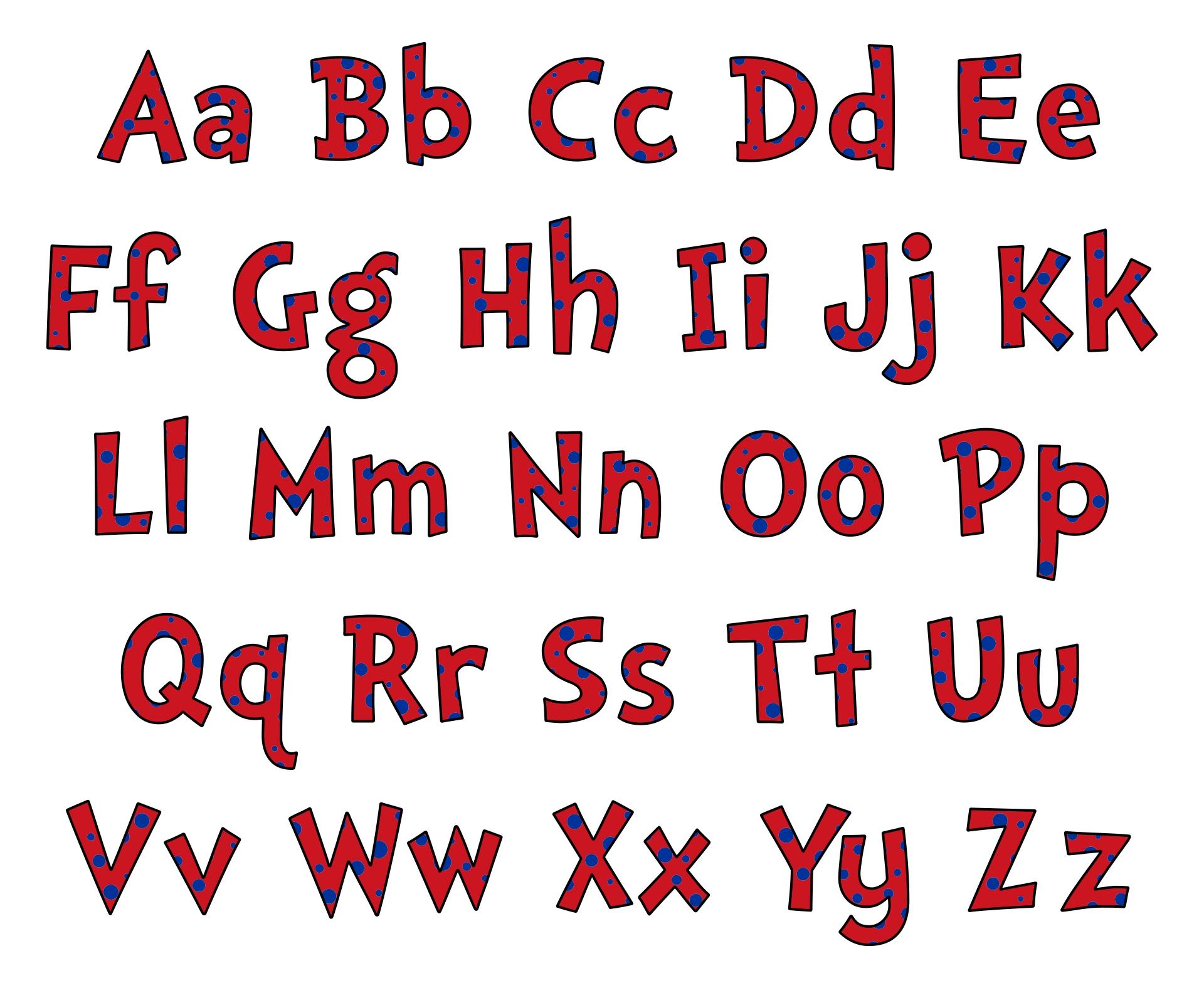 9 Best Images Of Dr Seuss Alphabet Printables