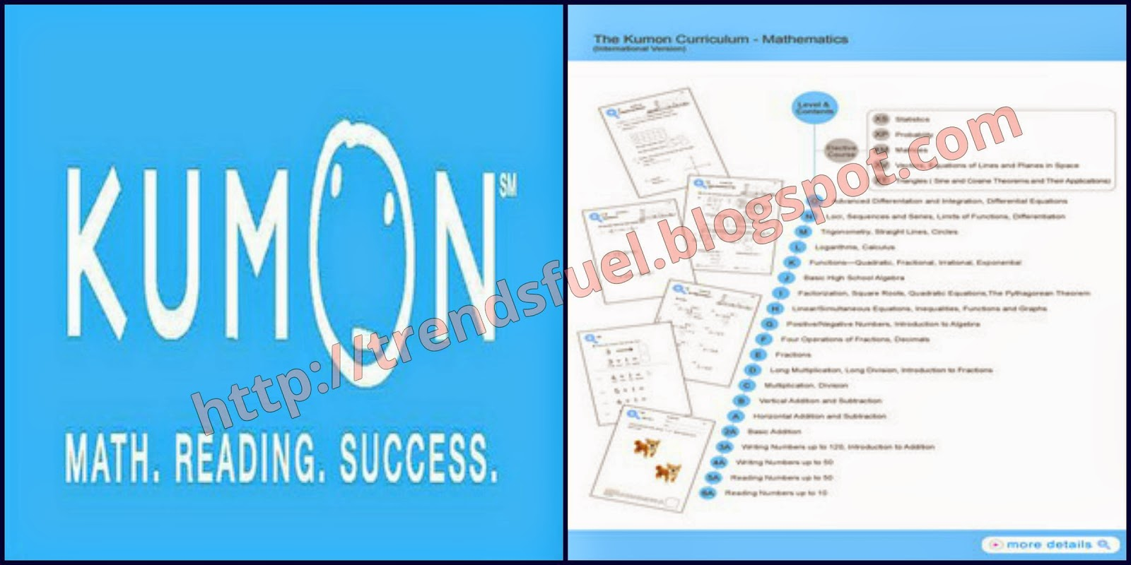 5 Best Images Of Kumon Printable Worksheets