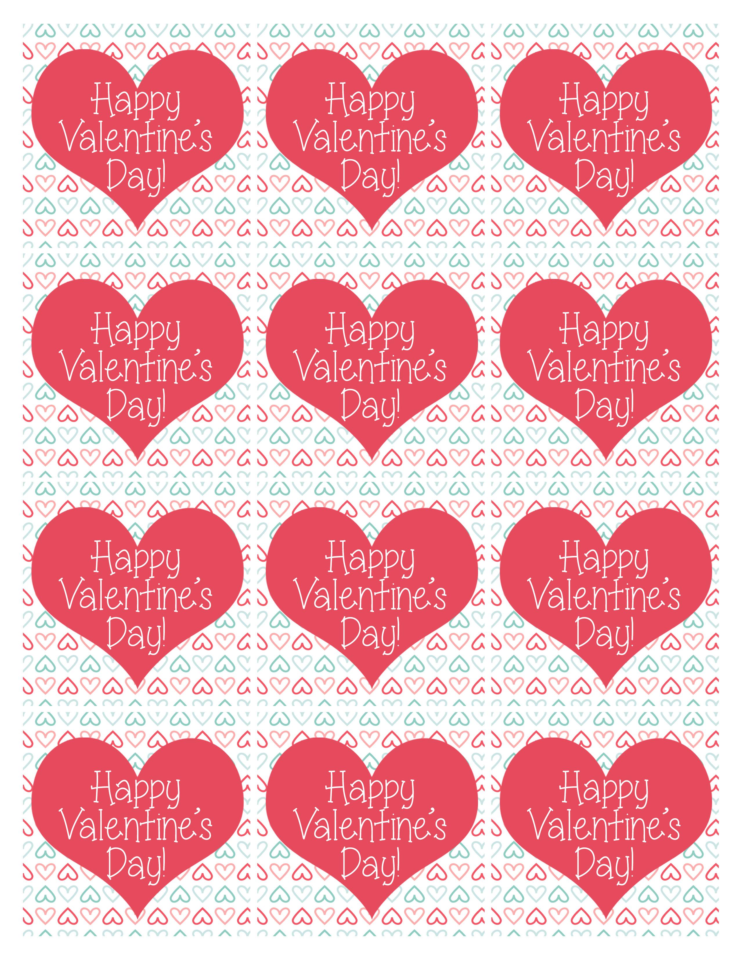 6 Best Images Of Free Printable Valentine Treat Tags Valentine S Day Tag Free Printable Valentine Treat Bag Tags And Printable Valentine Treat Gift Tags Printablee Com