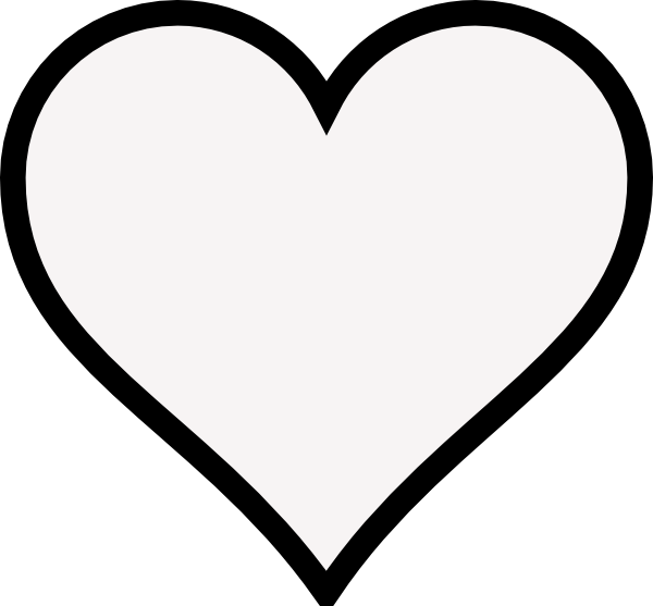 small heart outline