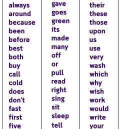 5 Best Second Grade Sight Words Printable - printablee.com [ 1650 x 1275 Pixel ]