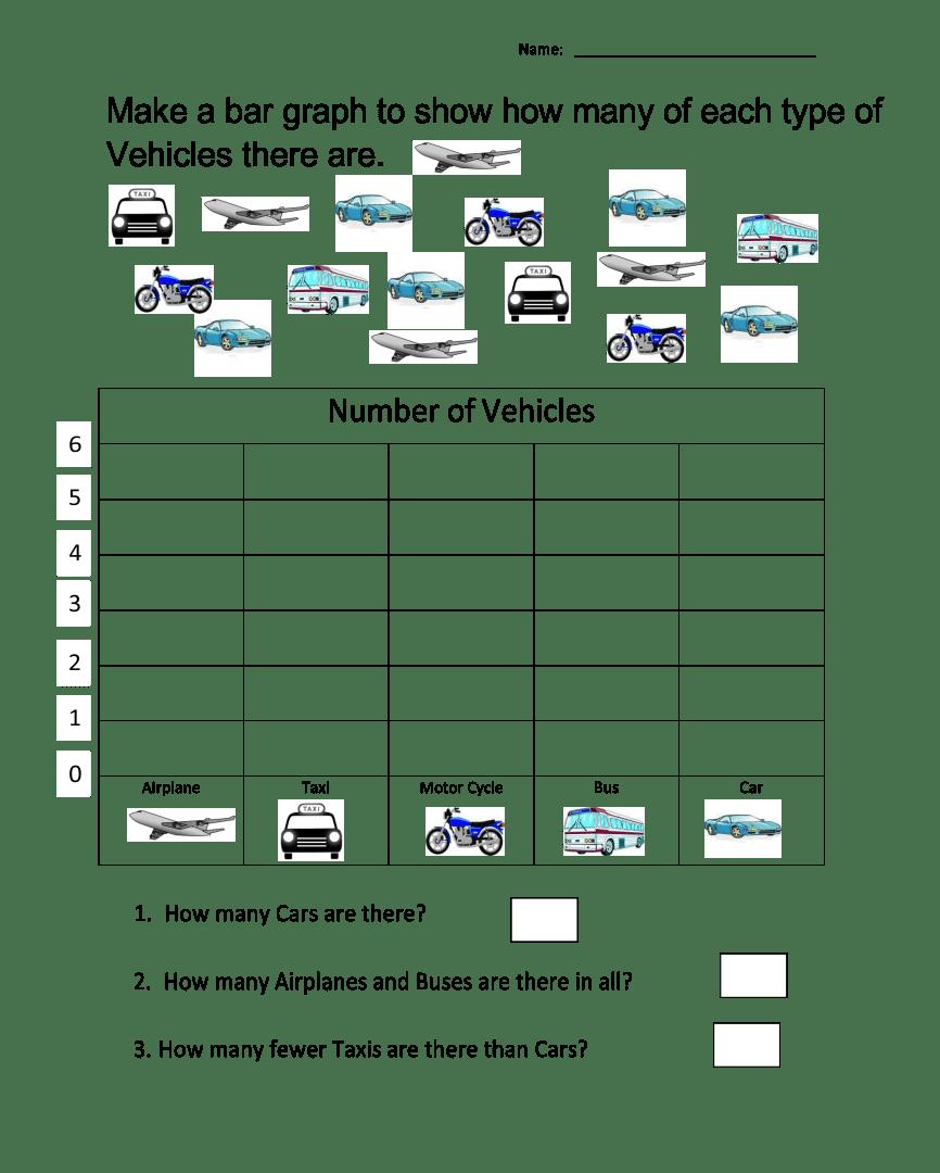 hight resolution of 7 Best Free Printable Bar Graph Worksheets - printablee.com