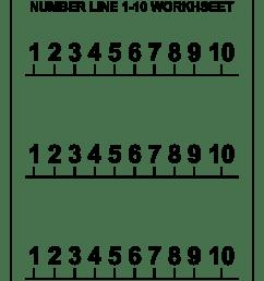 8 Best Free Printable Number Line 1-30 - printablee.com [ 1080 x 866 Pixel ]