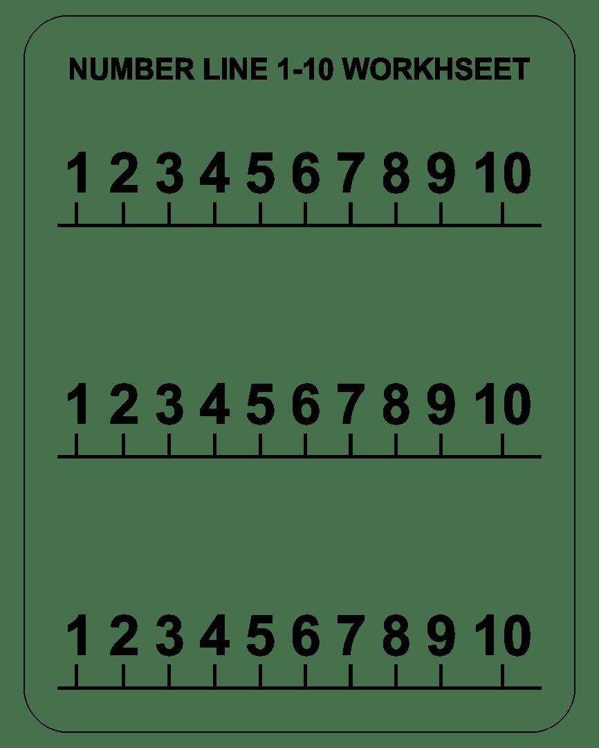 medium resolution of 8 Best Free Printable Number Line 1-30 - printablee.com