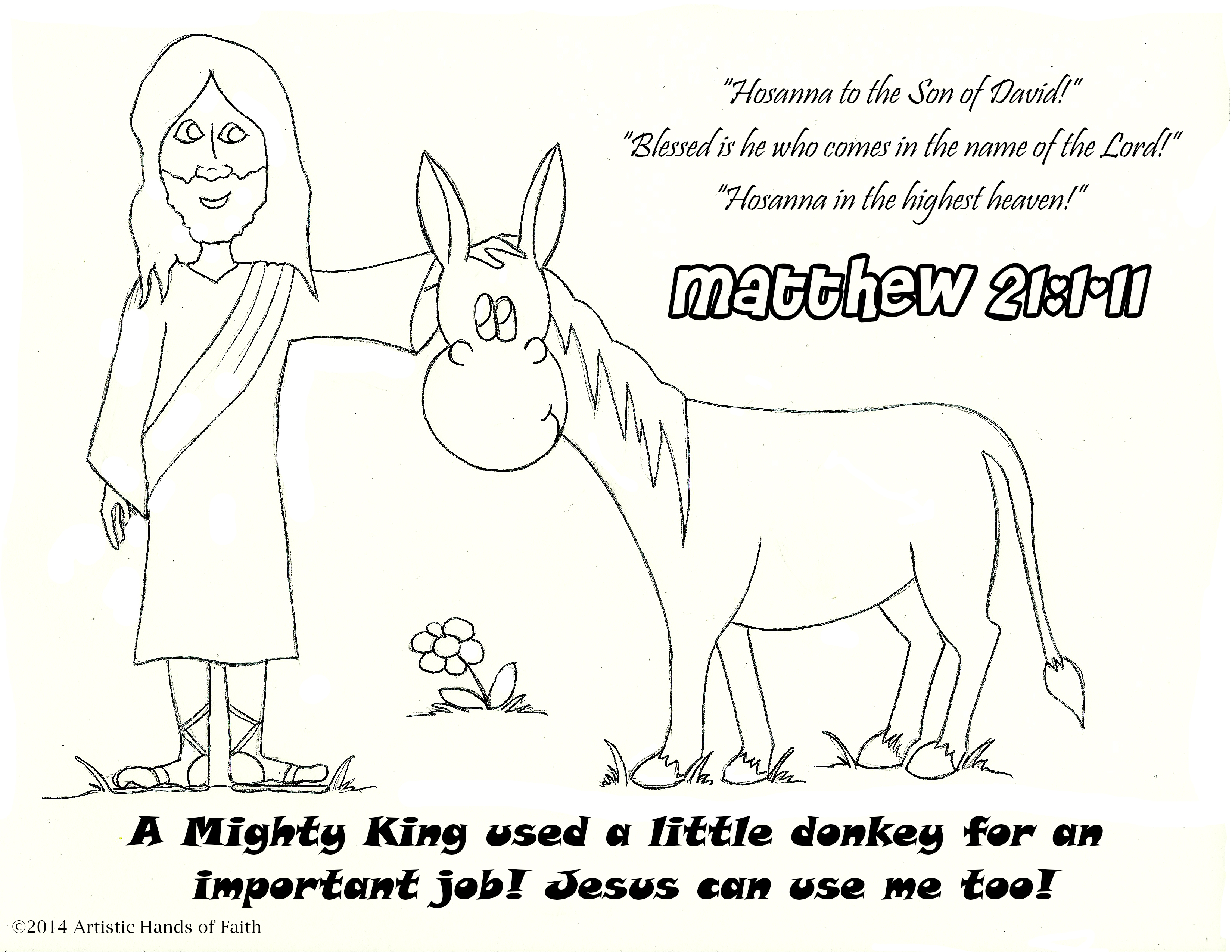 7 Best Images of Free Coloring Pages Printable Bible Verse