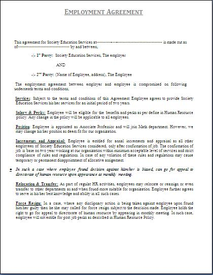 apprenticeship contract template - self employed contract template 13 reasons why people love