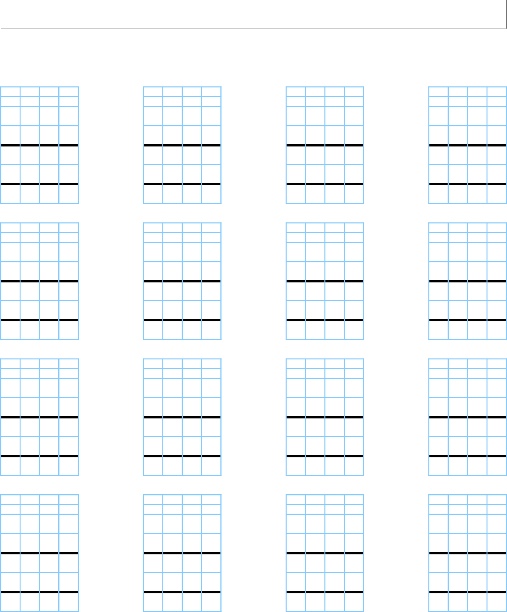 Multiplication Worksheets On Grid Paper