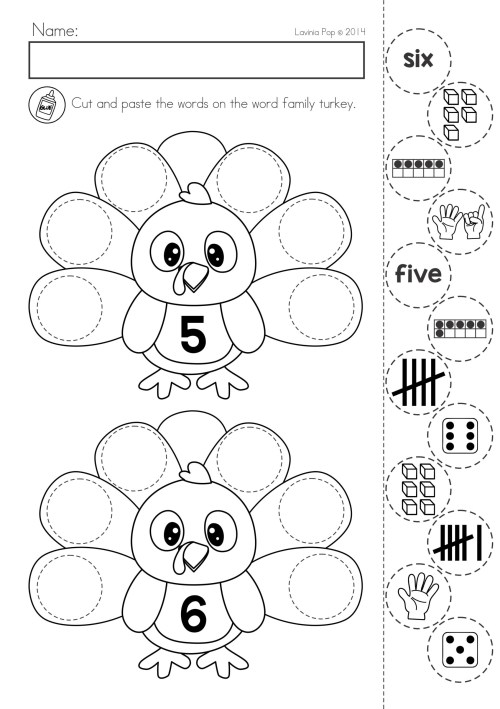 small resolution of Thanksgiving Math Worksheets Multiplication   Printable Worksheets and  Activities for Teachers