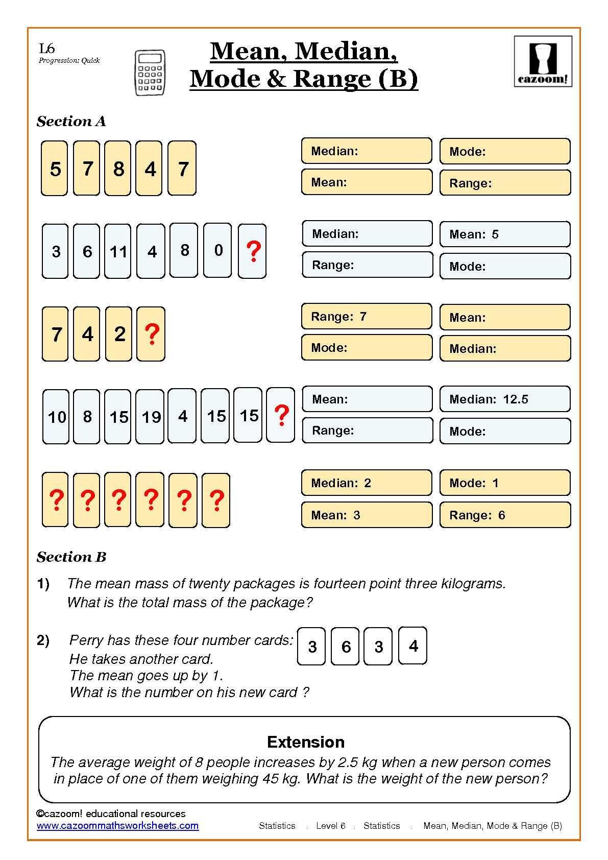 Multiplication Worksheets Ks3 Tes