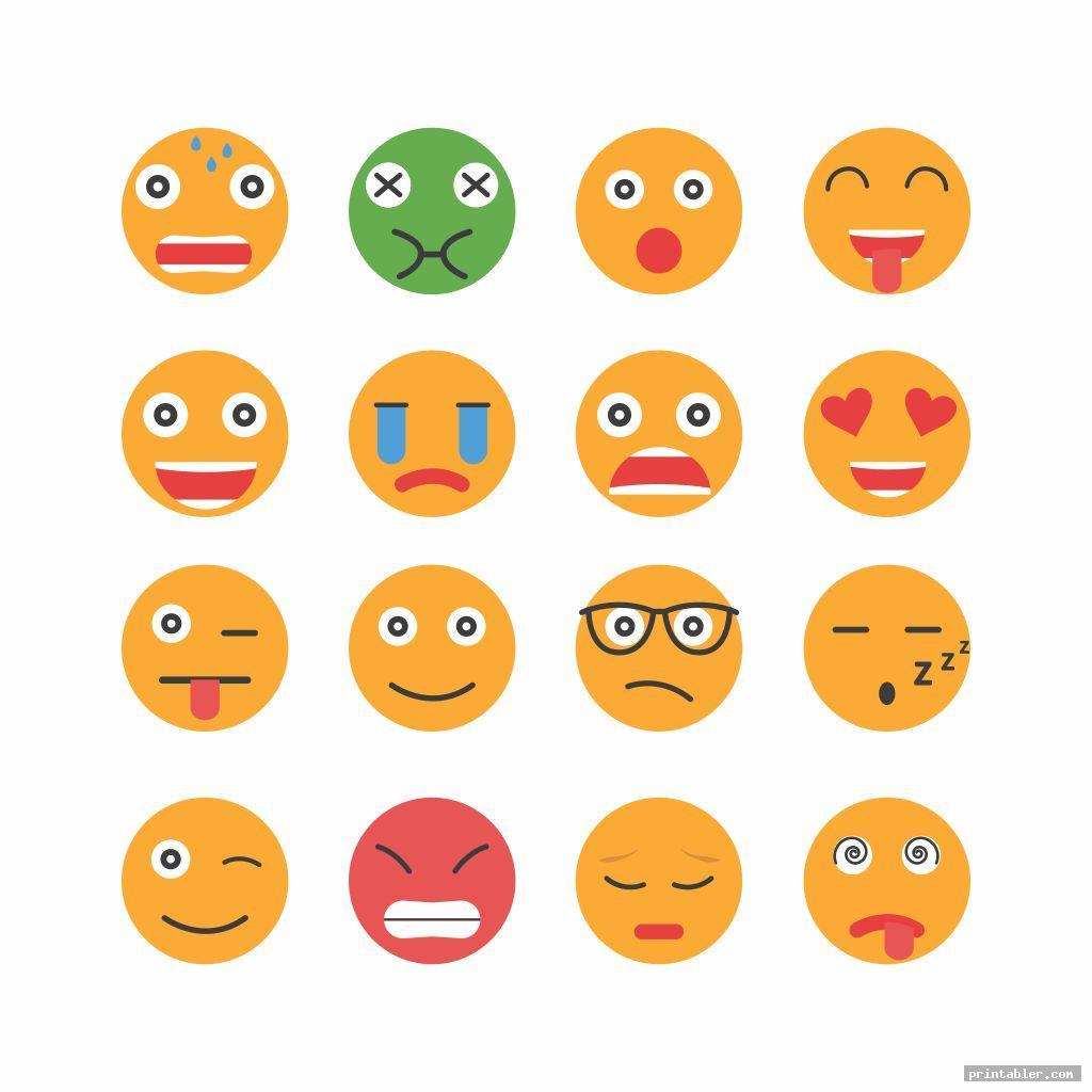 Best Feelings Chart Printable