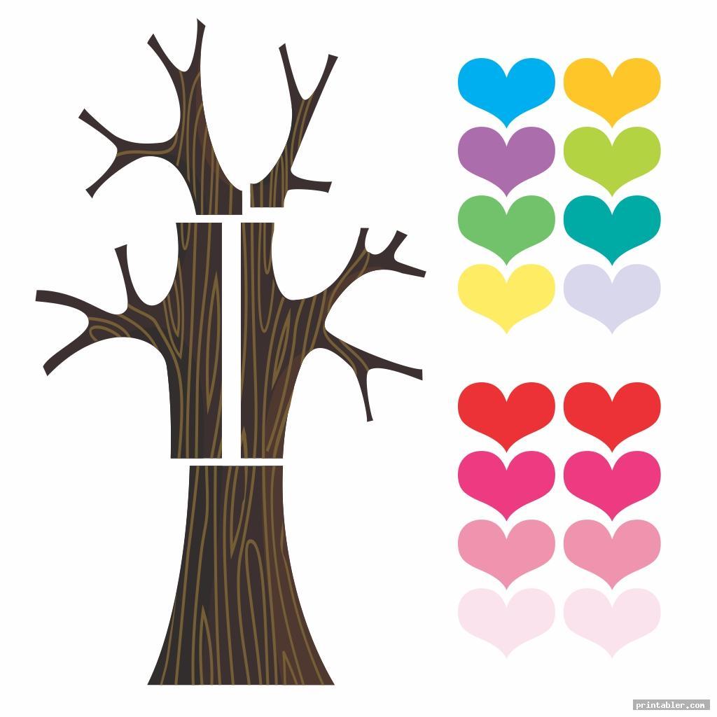 Worry Tree Worksheet