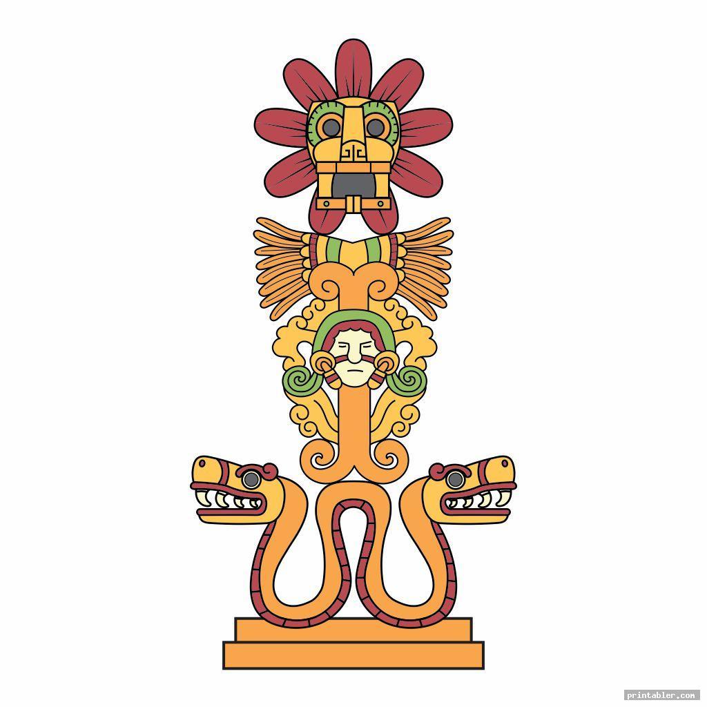 Printable Totem Pole Templates