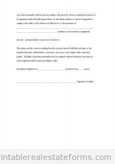 Printable Purchase Agreement Form EDITABLE TEMPLATE