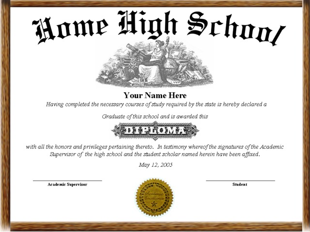degree certificates templates