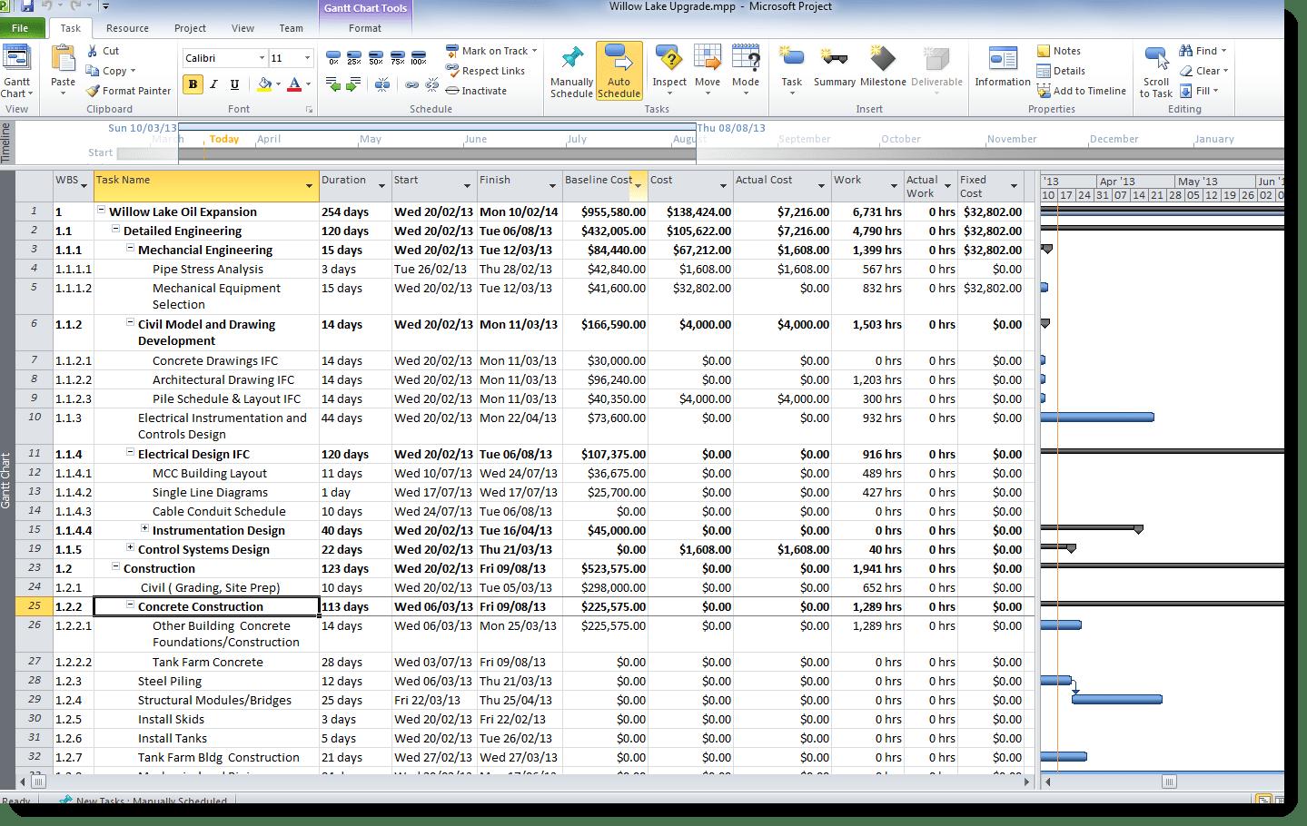microsoft estimate template