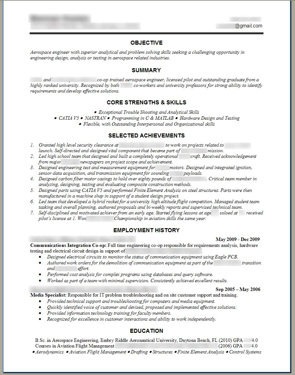 software engineer resume template free