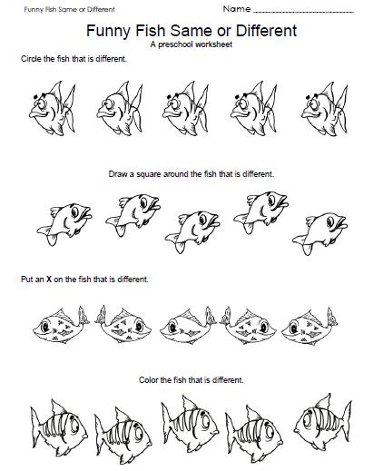 free printable preschool toddler worksheets kindergarten