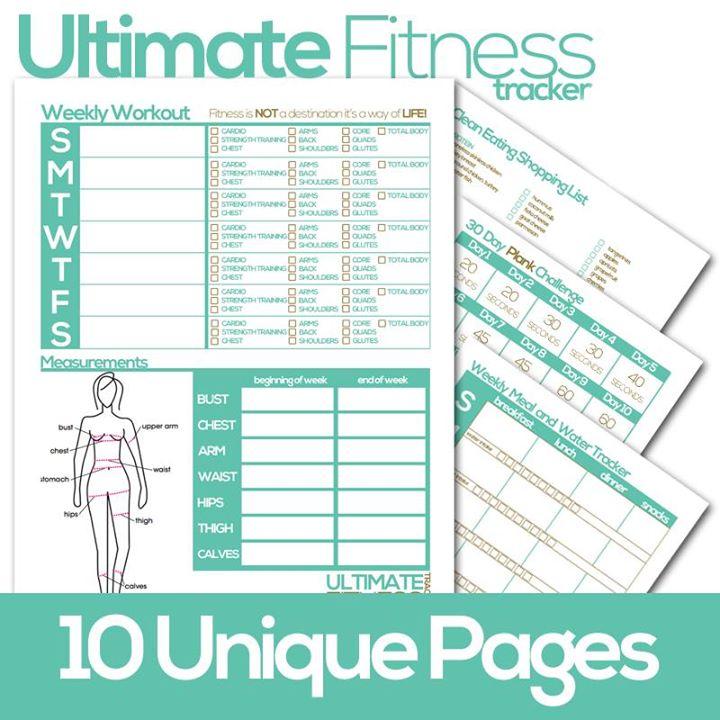 fitness weight loss tracker
