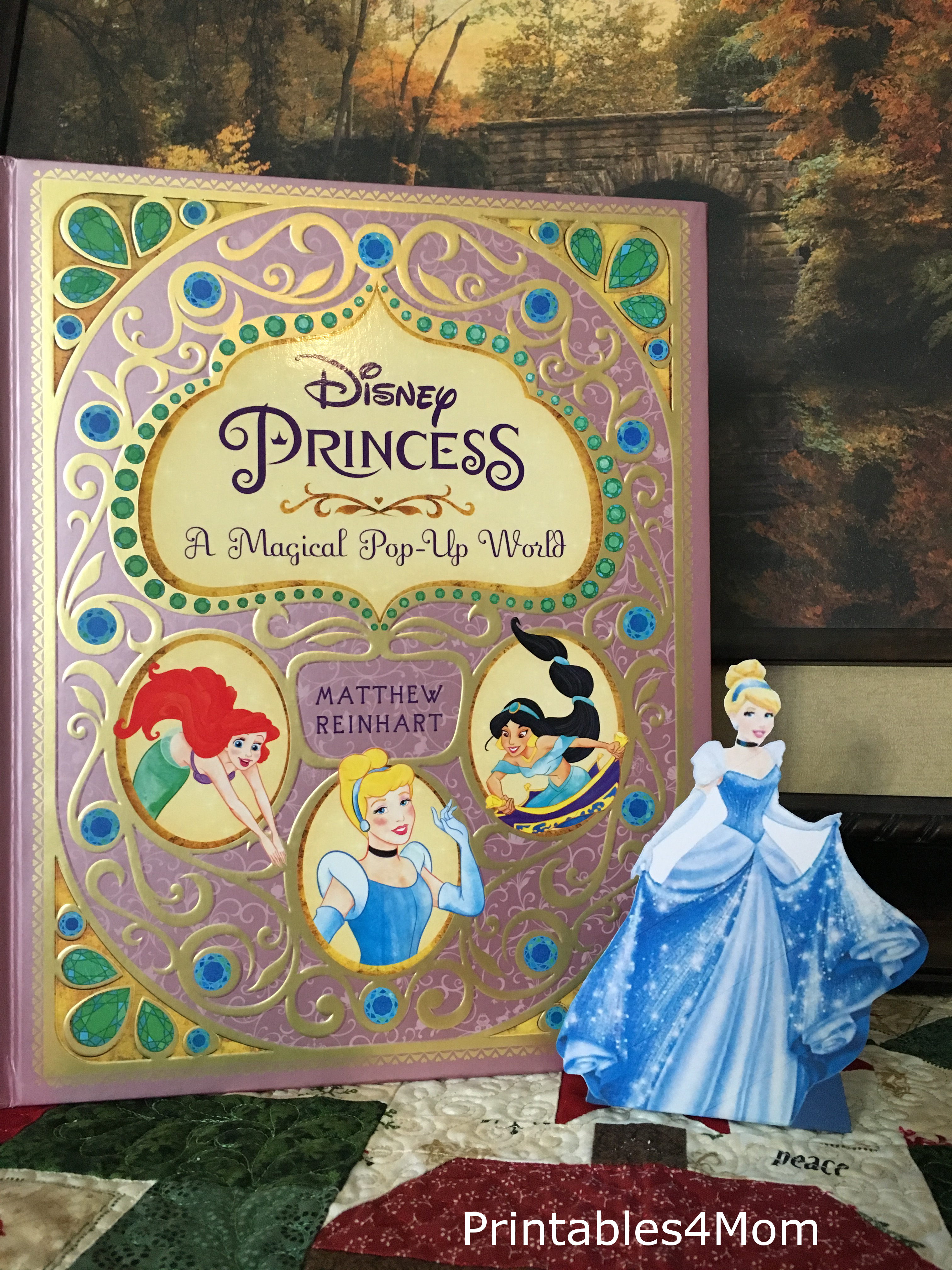 Disney Princess A Magical Pop Up World Giveaway And Free