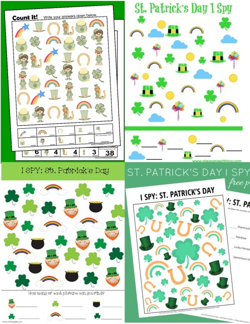 small resolution of St. Patrick's Day Archives - Printables 4 Mom