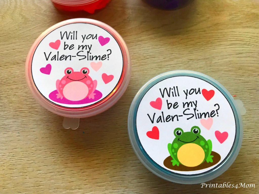 Diy Slime Valentine S For Kids