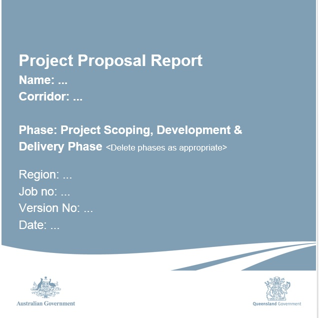 Free Sample Government Project Proposal Templates  Printable Samples
