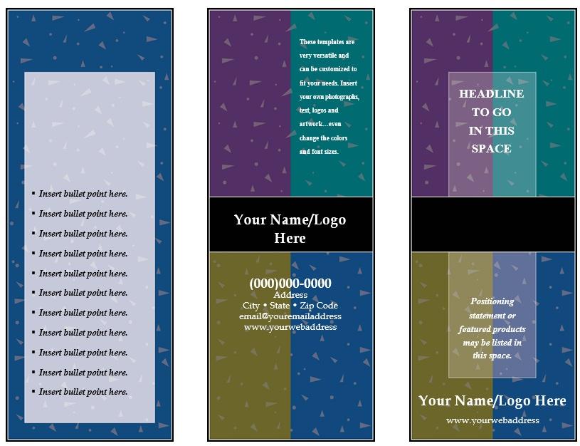 9 Free Sample It Brochure Templates Printable Samples