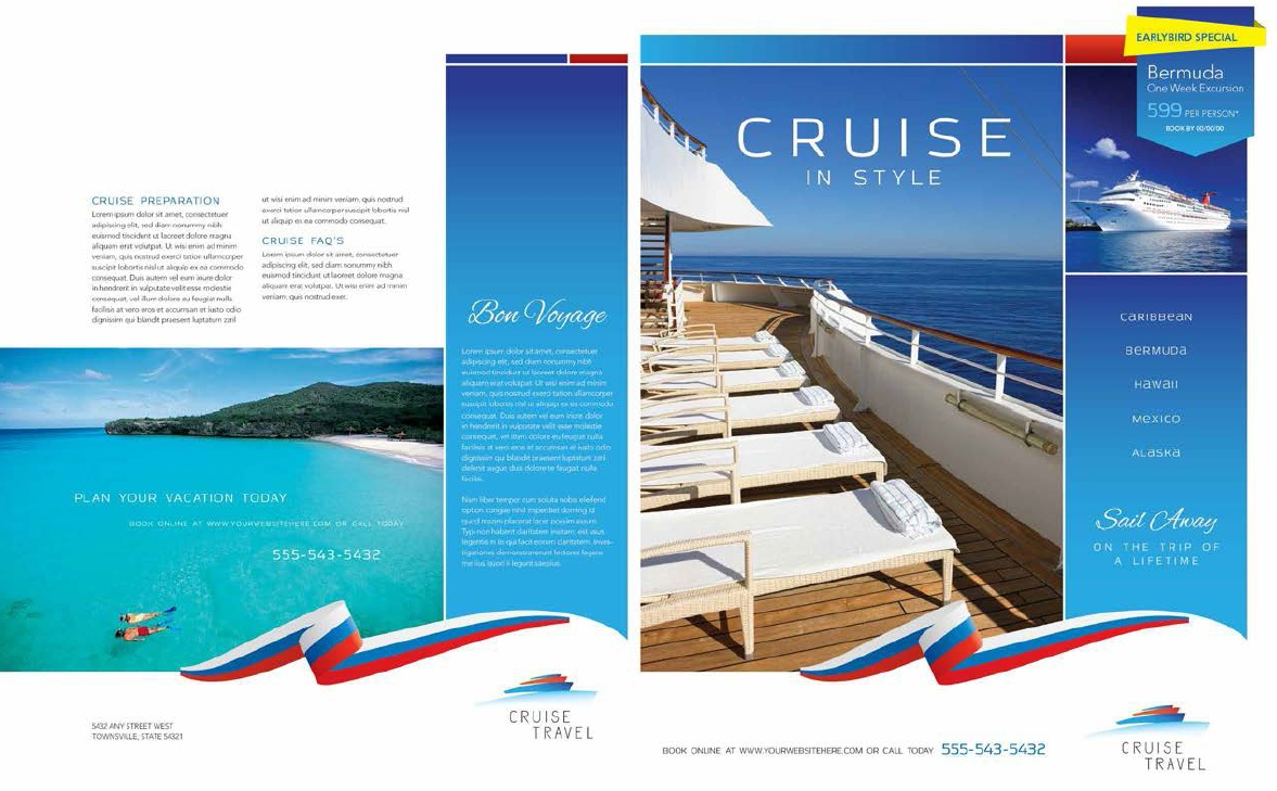 here is preview of another sample travel brochure templates template in pdf format