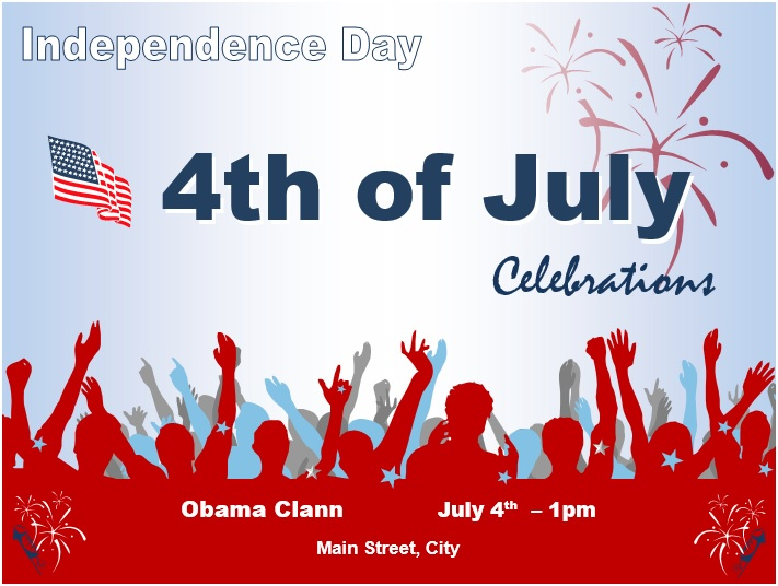 8 free sample 4th july flyer templates printable samples