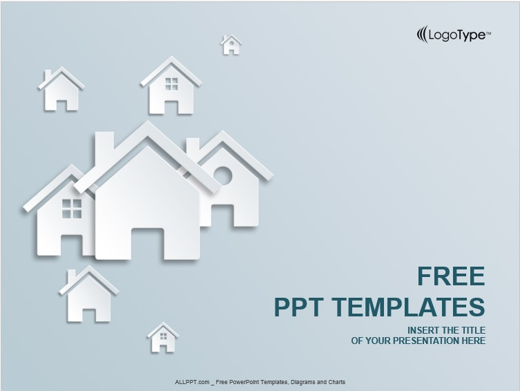 7 free sample real estate presentation templates