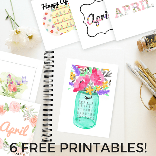 April bullet journal cover free printables, April bullet journal layout, April bujo ideas, April bullet journal ideas, April bujo layout, April bullet journal printables