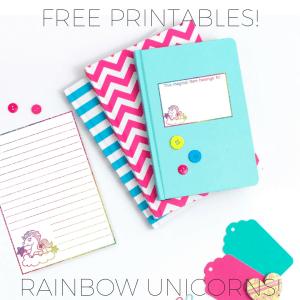 rainbow unicorn printable stickers, free rainbow unicorn stickers, unicorn sticker labels, unicorn stickers printable, unicorn sticker design