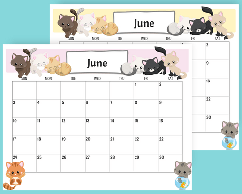 Free August 2018 Monthly Calendar And Blank Templates ...