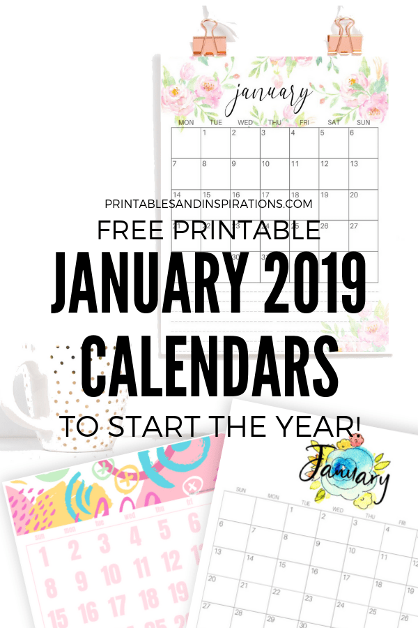 Bible Verse Calendar Printable For 2019 Printables And Inspirations