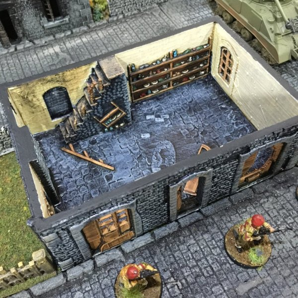 Necro Tunnels Bundle Printable Scenery - Year of Clean Water