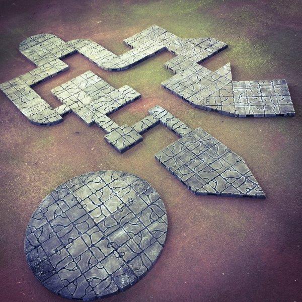 Dungeon Wall Printables - Exploring Mars
