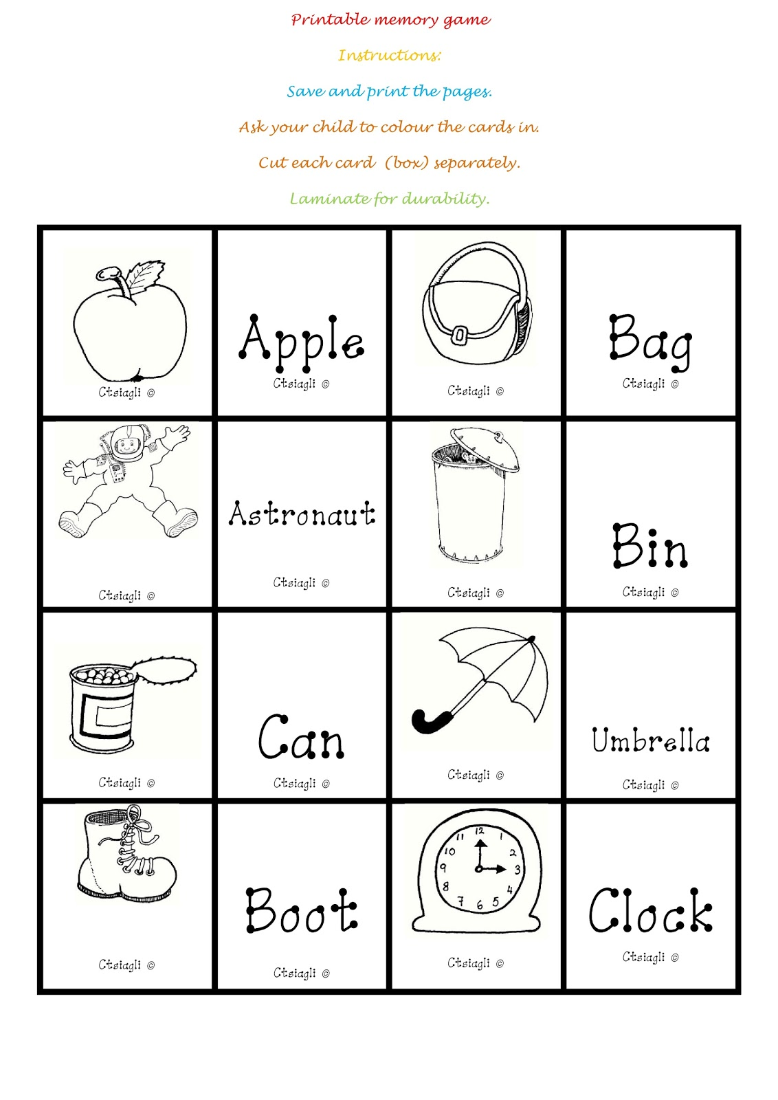Printable Brain Games Printabletemplates
